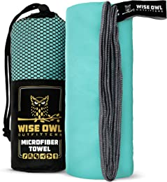 Top Rated in Camping Towels