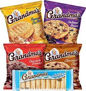 Product of Grandma's Cookies Variety Pack (36 ct.) - [Bulk Savings]