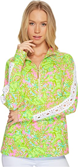 Lilly Pulitzer - Skipper Popover w/ Lace