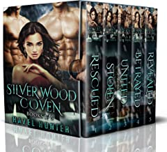 Silver Wood Coven Box Set (Books 1 - 5): A Paranormal Romance Series