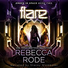 Flare: Ember in Space, Book 2