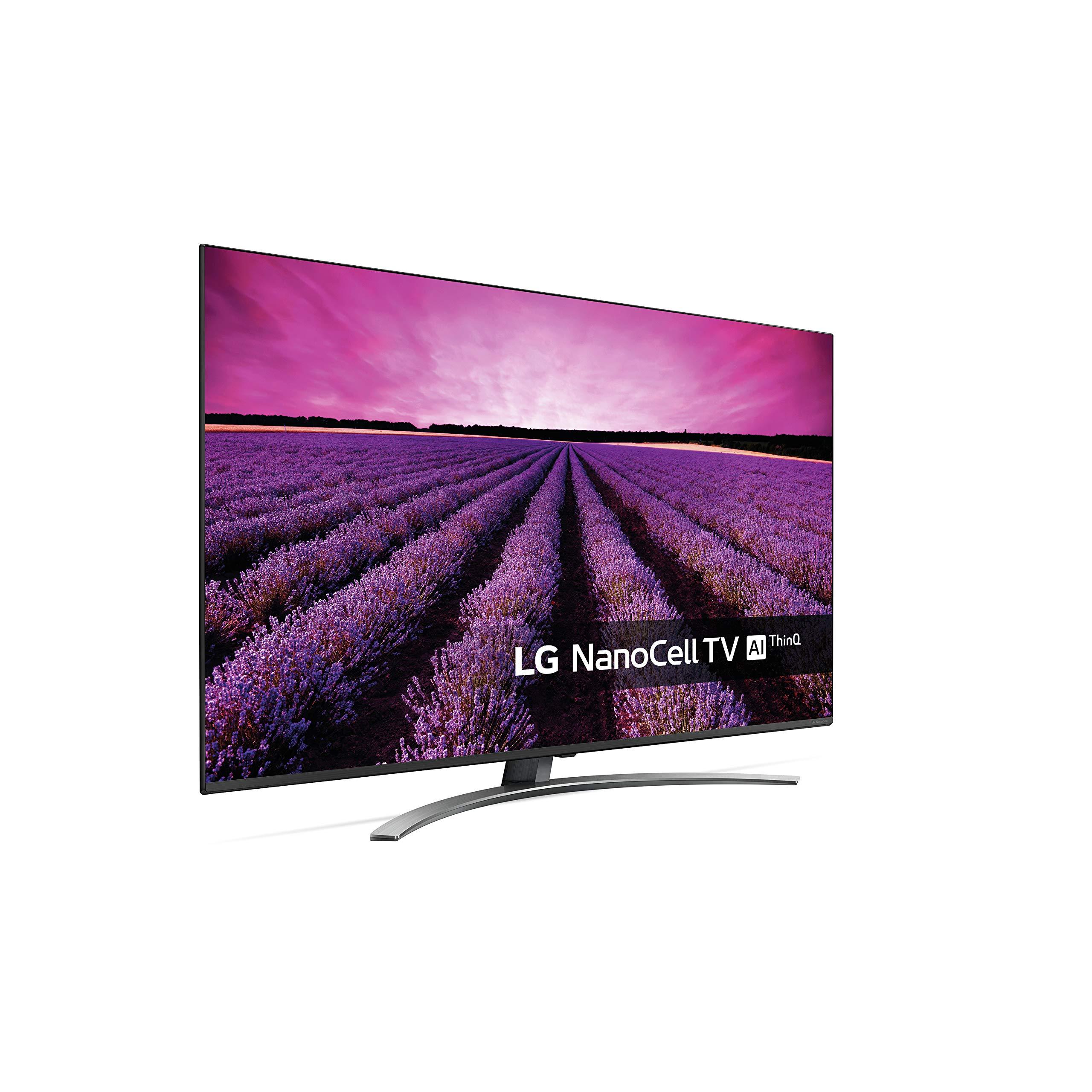 LG 55SM8200PLA TELEVISOR 55 4K UHD Smart TV IPS 2300HZ HDR 10PRO/H DVB-T2/C/S2: BLOCK: Amazon.es: Electrónica