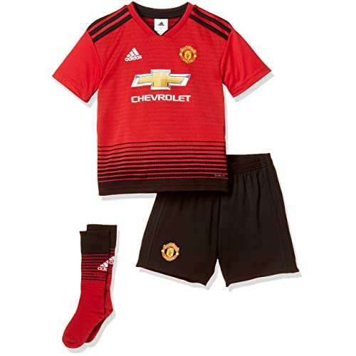 34208da2c adidas Children s Manchester United Fc Home Mini Kit