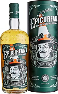 Douglas Laing The Epicurean GLASGOW CASK STRENGTH EDITION mit Geschenkverpackung Whisky 1 x 0.7 l