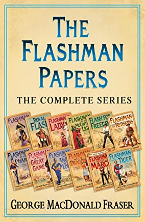 The Flashman Papers: The Complete 12-Book Collection