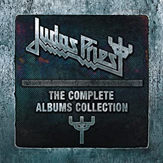 Judas Priest Complete Albums Collection