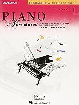 Level 1 – Technique & Artistry Book: Piano Adventures Book PDF