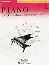 Level 1 - Technique & Artistry Book: Piano Adventures