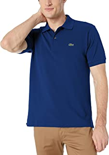 Men's Short Sleeve L.12.12 Pique Polo Shirt