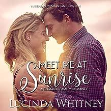 Meet Me at Sunrise: Romano Family, Book 2
