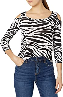 Star Vixen Women's Cold-Shoulder Top