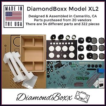 Análisis altavoz DiamondBoxx XL2