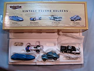 Hot Wheels Legends Vintage Record Holders 1:60 Scale