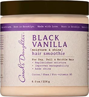 Carol's Daughter Black Vanilla Hair Smoothie, 8 Ounce (Pack of 1)