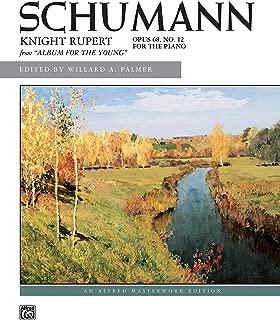Knight Rupert, Op. 68, No. 12: Sheet (Alfred Masterwork Edition)