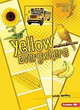 Yellow Everywhere (Lightning Bolt Books ® ― Colors Everywhere)