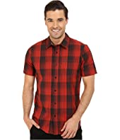 Volcom - Icarus Plaid Short Sleeve Woven
