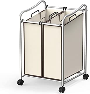 Best 2 basket laundry trolley Reviews