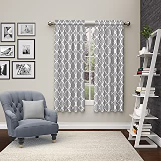 70 Inch Long Curtains.Amazon Com 61 To 70 Inches Panels Draperies Curtains