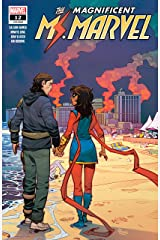 Magnificent Ms. Marvel (2019-) #12 Kindle Edition