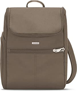 Travelon unisex-adult Classic Anti-Theft - Classic Small Convertible Backpack