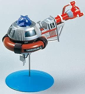 Aoshima Models Mini Thunderbirds 3 and 5 Model Building Kit