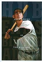 Hub Fans Bid Kid Adieu: John Updike on Ted Williams: A Library of America Special Publication
