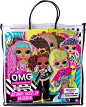 LOL OMG Ultimate Dress Up Designer by Horizon Group USA.Decorate 6 Dolls With Over 100...