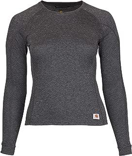 Women's Force Heavyweight Thermal Base Layer Long Sleeve Pocket Shirt