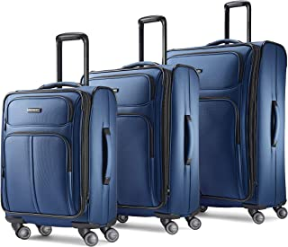 Samsonite Leverage LTE Expandable Softside Luggage with Spinner Wheels