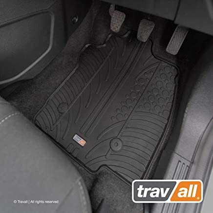 B Max Vehicle Specific Car Mat Set in Black Carpet with Black Edge Trim Colour Car Van Truck Brand Name 4 Piece Ford 2012-2015 X184:CT55