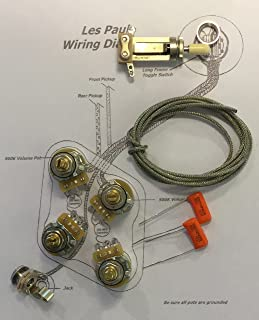 Best gibson sg wiring kit Reviews