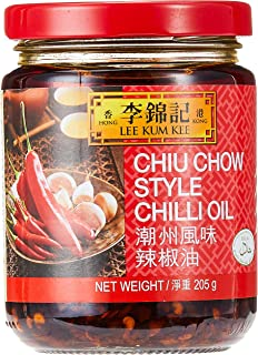 Lee Kum Kee Chiu Chow Chili Oil, Hong Kong, 205 g