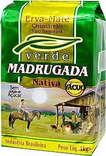 Madrugada - Erva-mate Chimarrão - Nativa 1Kg