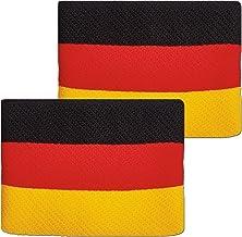 أساور معصم رياضية فريدة من نوعها بعلم ألمانيا