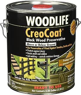 RUST-OLEUM  14436    Creocoat Black Wood-Gallon