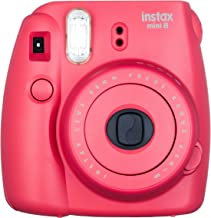 Fujifilm Instax Mini 8 Instant Film Camera (Raspberry) (Discontinued by Manufacturer)