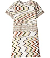 Missoni Kids - Macro Fiammato Dress (Big Kids)
