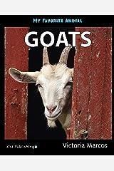 My Favorite Animal: Goats Kindle Edition