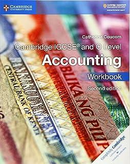 Cambridge IGCSE™ and O Level Accounting Workbook (Cambridge International IGCSE)