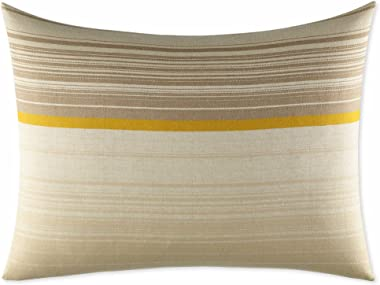 Ellen Degeneres ED Toluca Standard Pillow Sham in Light Brown