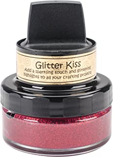 Creative Expressions CSGK Cosmic Shimmer Glitter Kiss, Fire Red
