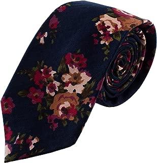 Man of Men - Premium Floral Collection Ties - Men's Neckties