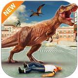 Bellissimo ambiente 3D Grafica realistica Controlli facili Dinosauri del Jurassic Park multipli