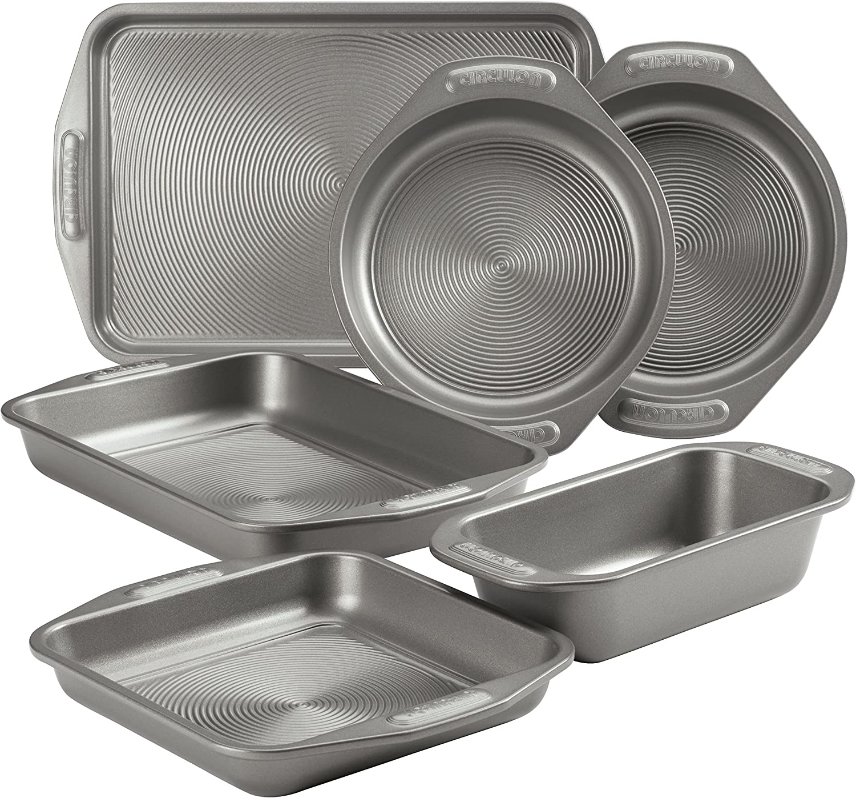 Circulon Total Nonstick Bakeware Set, 6-Piece
