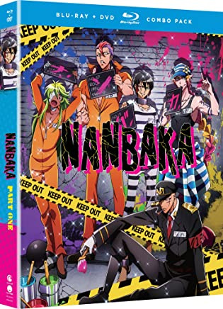 Nanbaka Part 2 Blu-Ray/DVD(ナンバカ 第2期 全12話+OVA)