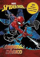 Spider-Man. Cuaderno mágico: 20 dibujos para rascar y colorear