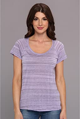 Etched Stripe Tee