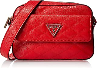 GUESS Women's Cross-Body Handbag, Red - SG747914