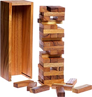 Woody's Classic Tower ( 9.5 Int) - Handmade from Natural Thai Pine
